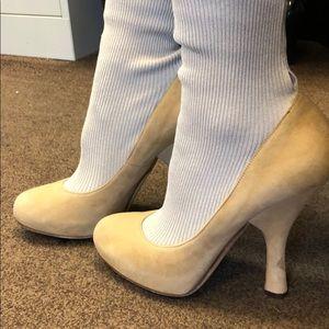 D&G Sock heels boot